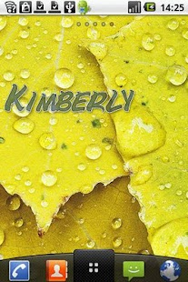 Kimberly Sticker - screenshot thumbnail
