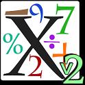 Mathematics: Calc Master Droid icon