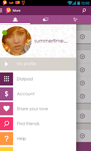 Vippie - free calls & messages- screenshot thumbnail