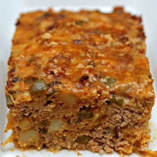 Spanish-Style Meatloaf.