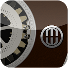 brown HD live wallpaper icon
