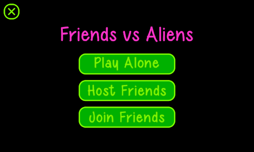 Friends vs Aliens - screenshot thumbnail