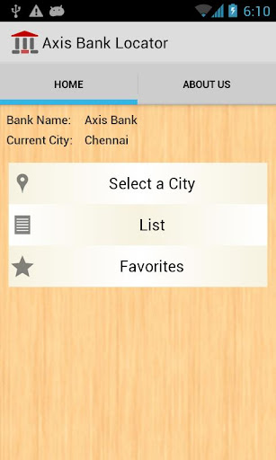 Axis Bank Locator
