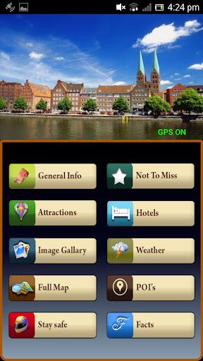 Lubeck Offline Travel Guide