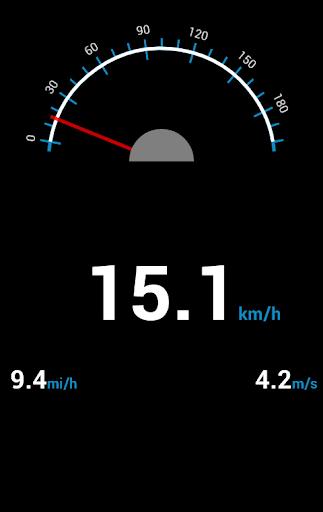 GPS Speedometer -Speed Tracker 1.3 screenshots 3