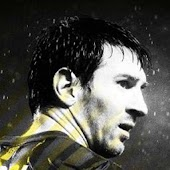 Lionel Messi HD Wall+Slide