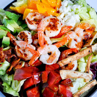 Grilled Shrimp Salad Recipe