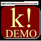 Oposiciones Matemáticas DEMO icon