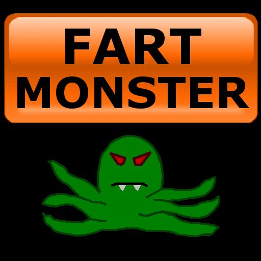 娱乐のFartMonster おならモンスターおならサウンドボード LOGO-記事Game