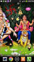 Screenshot of Lord Ayyappan Live Wallpaper