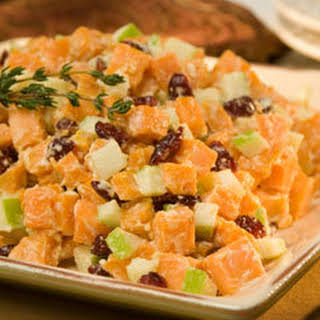Roasted Sweet Potato Salad.