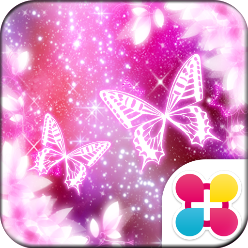 蝴蝶宇宙 for[+]HOME 個人化 App LOGO-APP試玩