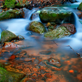 by Abhi Yasa - Landscapes Waterscapes