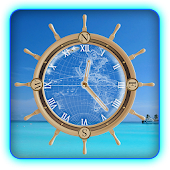 Vacation Compass Widget HD LWP