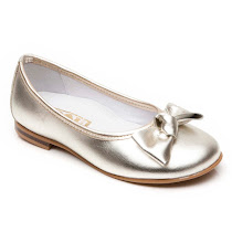 Step2wo Ballet Bow - Bow Pump SHOES