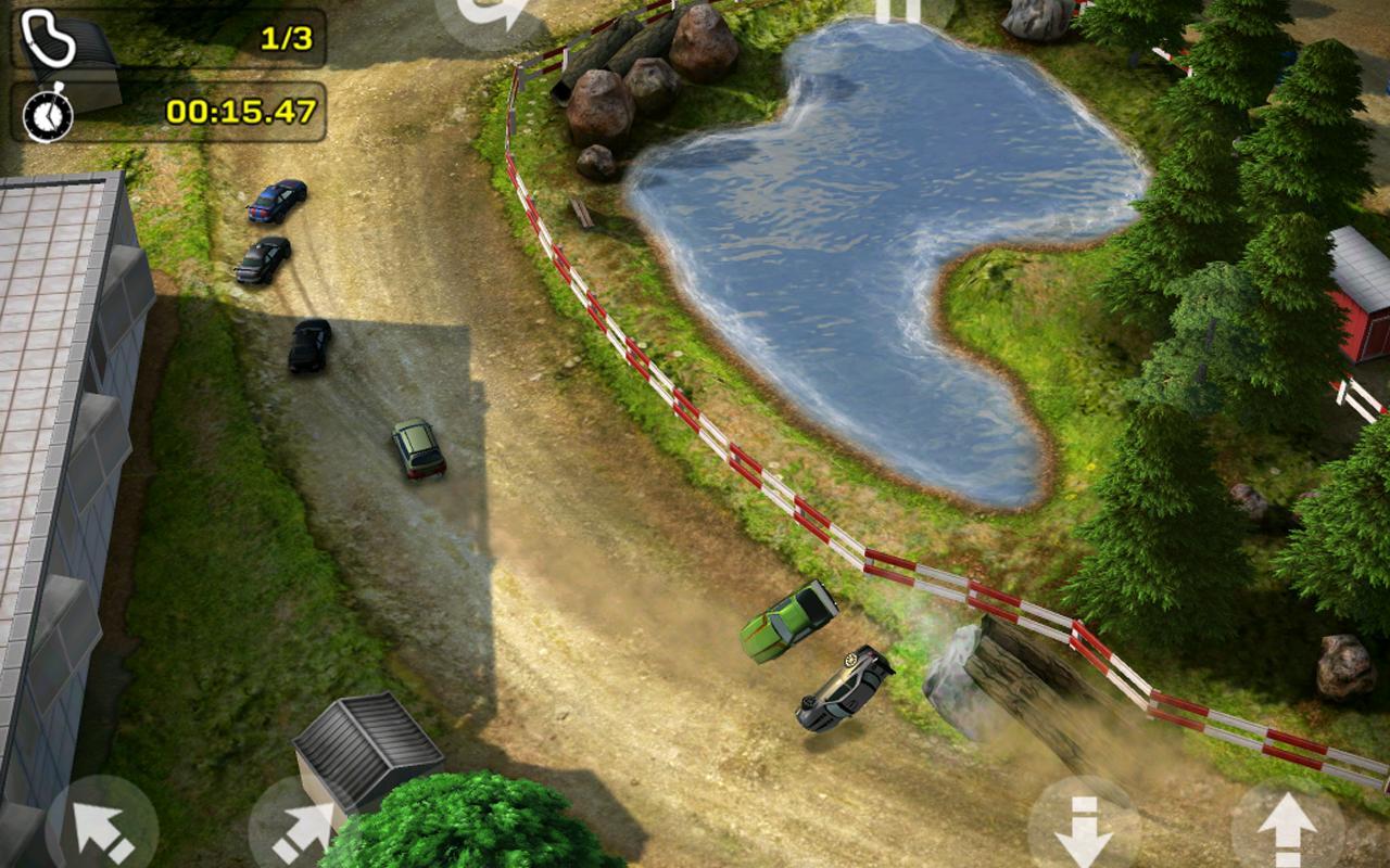 Reckless Racing 2 screenshot #2