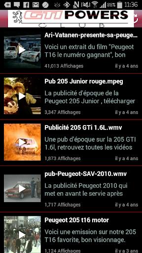 Club GTIPOWERS 205 GTI  screenshots 6