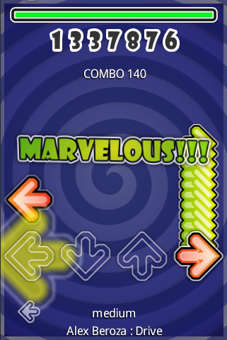 Beat Mania: Music Rhythm Game - screenshot