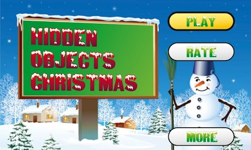 Hidden Objects Christmas - screenshot thumbnail
