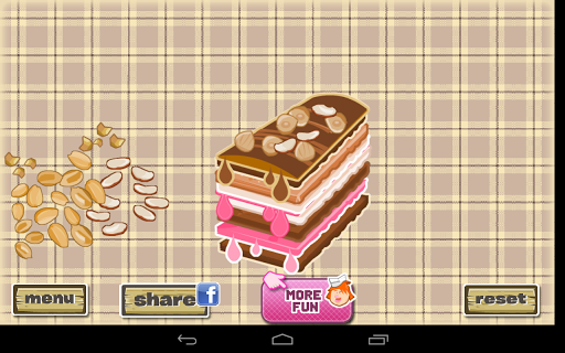 Candy Bar Dressup 2 screenshots 7