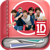 Sticker Book:One Direction