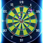 Darts->Clock LiveWallpaper