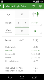 BMI Calculator - Weight Loss - screenshot thumbnail