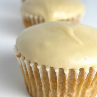 Brown Sugar Poundcakes With Brown Butter Icing
