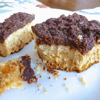 Paleo Chocolate Lemon Squares (Paleo, Egg Free, Dessert)