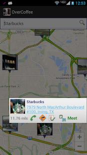 Over Coffee: Meet at Starbucks