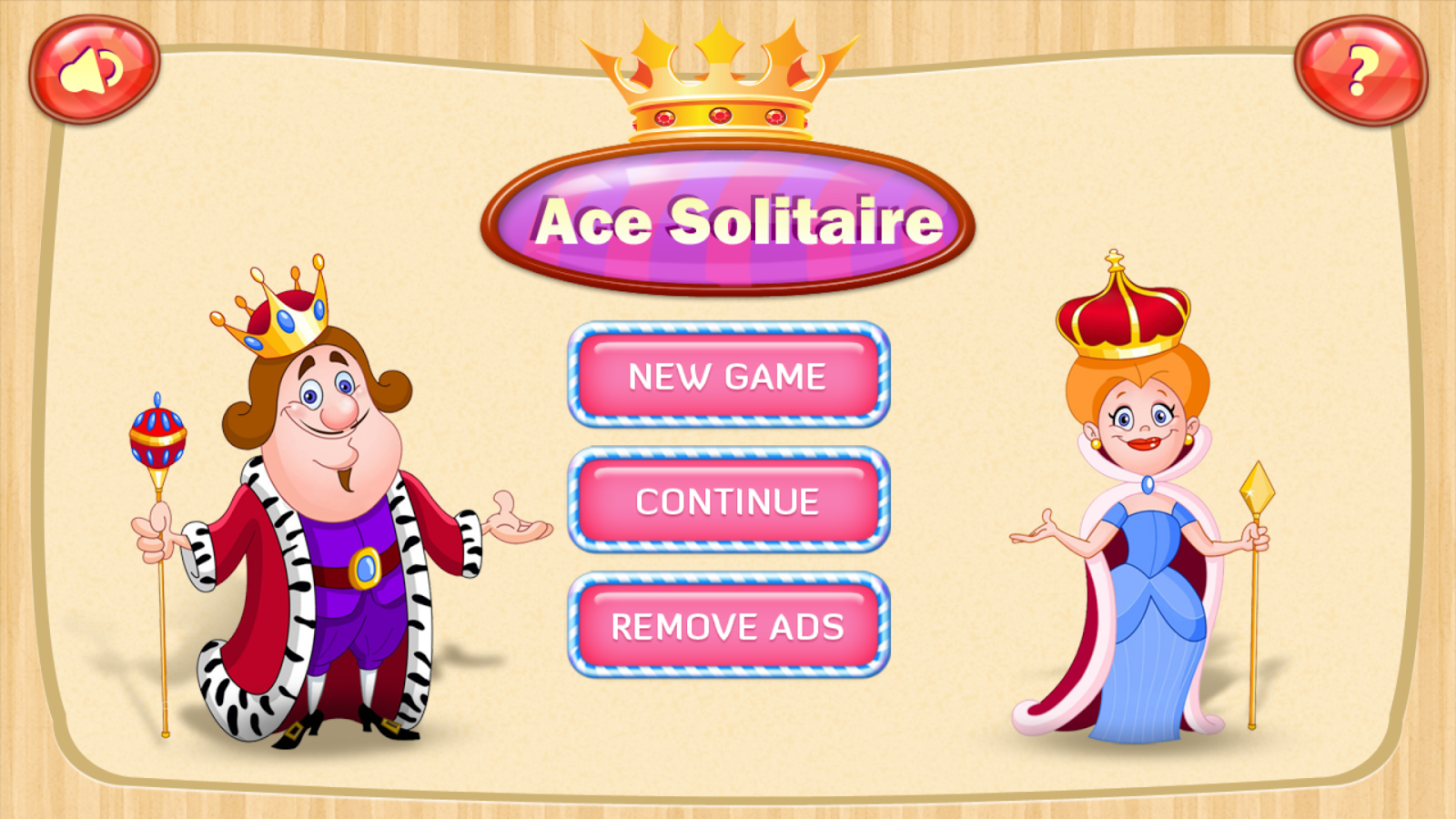 Magic Ace Solitaire- screenshot