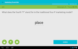 Screenshot of Learn Digital Marketing