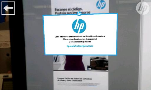 HP Realidad Aumentada