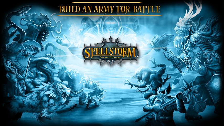 Spellstorm - screenshot