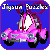 Crazy Cars Jigsaw Puzzles