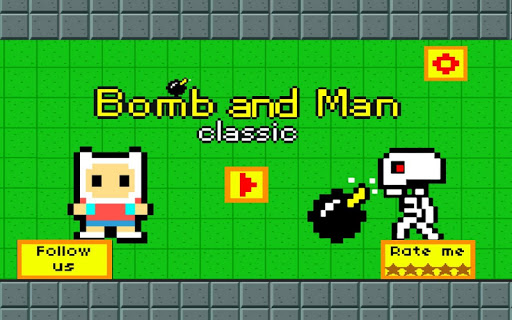 【免費策略App】Bomb And Man Classic-APP點子