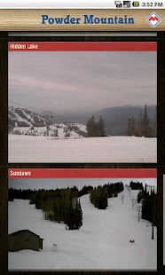 Powder Mountain Resort App - screenshot thumbnail