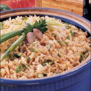 Potluck Rice Pilaf
