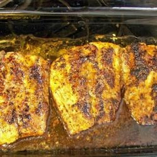 Cajun Blackened Redfish
