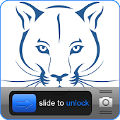 Leopard HD Go Locker Theme