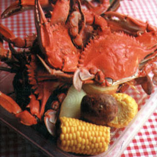 Crab Boil With Potatoes And Corn Recipes.