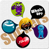 Stickers & Smiley Collections