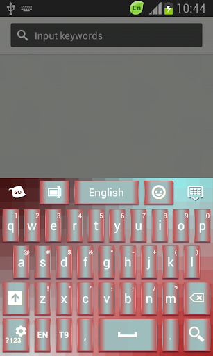 Keyboard for LG phone