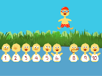 Numbers For Ducklings- screenshot thumbnail
