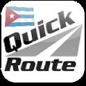 Quick Route Cuba icon