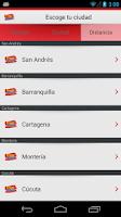 Screenshot of Tropicana FM para Android