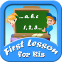 Memory lesson for kids: free icon
