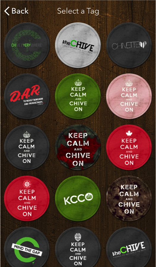The Chivery - Official Store- screenshot