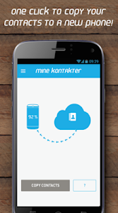Mine Kontakter screenshot 1