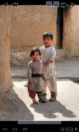 孩子們環遊世界